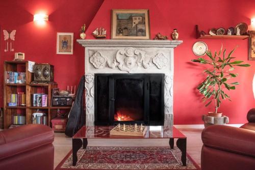 Villa Farfalla Bianca, Viterbo