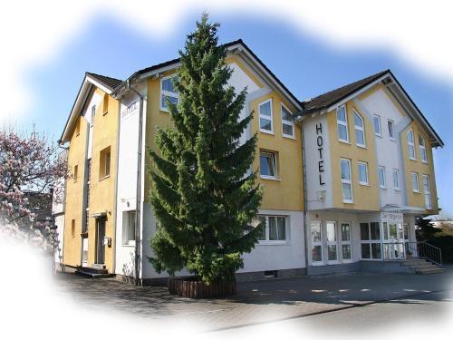 Hotel Garni Zur Bergstrasse, Bergstraße