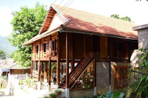 Lim's house, Mai Châu