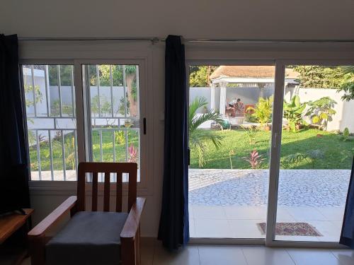 Amaris Garden Apartments, Kombo Saint Mary