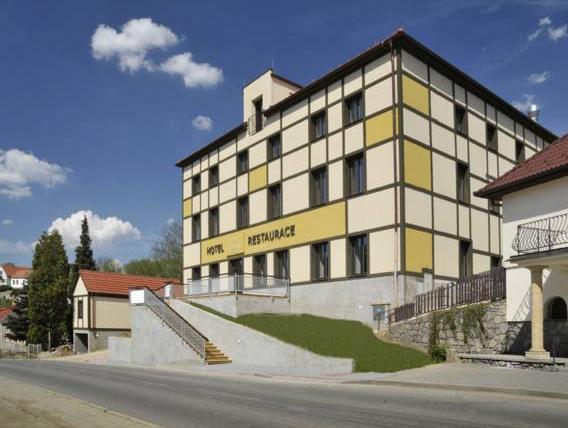Hotel Olberg, Blansko
