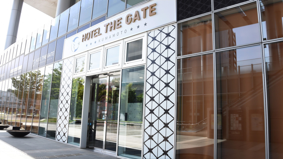 HOTEL THE GATE KUMAMOTO - Hostel, Kumamoto