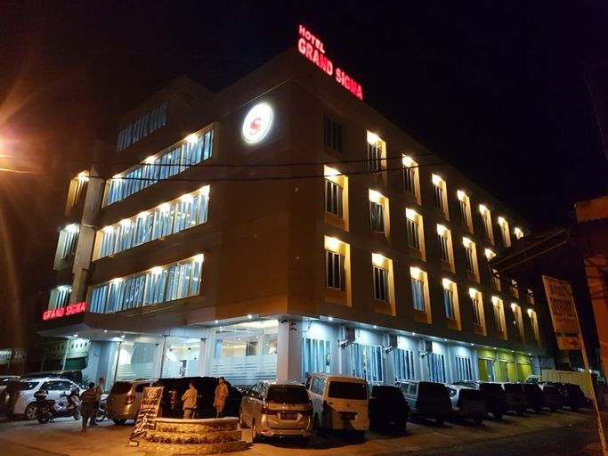 Hotel Grand Sigma, Lahat