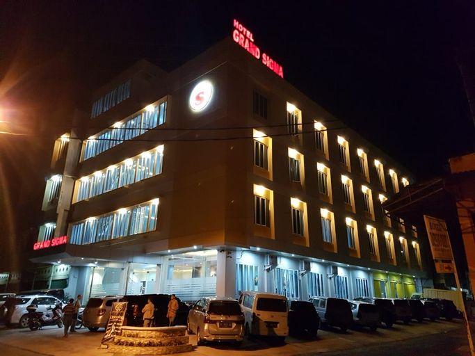 Hotel Grand Sigma, Lahat