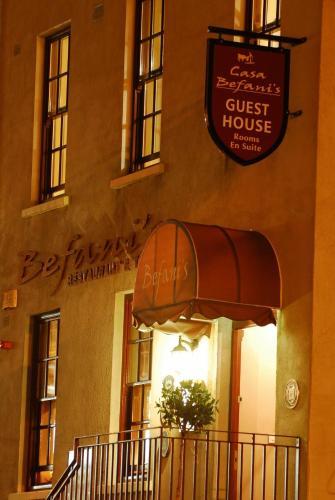Befani's Mediterranean Restaurant & Townhouse,