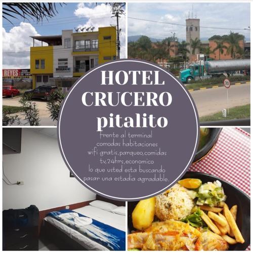 Hotel Crucero Pitalito, Pitalito