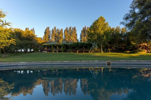 Tzamenkomst River Lodge, Pixley ka Seme