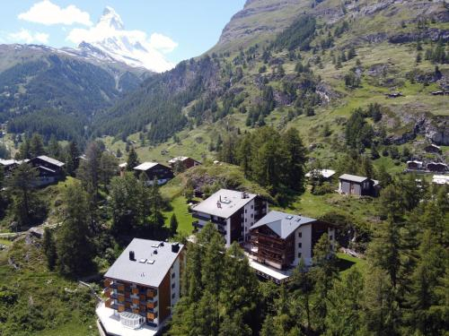 Appartements Zermatt Paradies, Visp