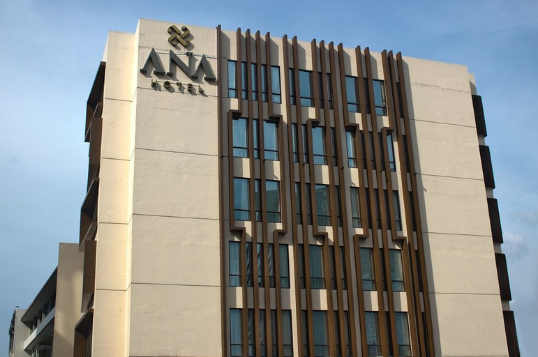 Ana Hotel Jakarta Thamrin, Central Jakarta