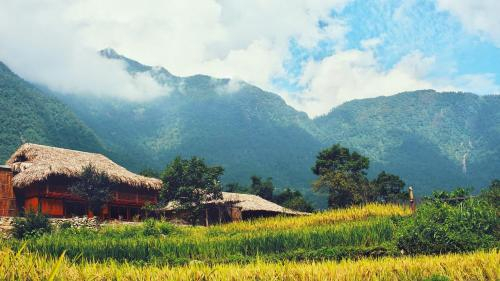 Joy House Indigo Batik, Sa Pa