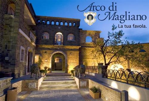 Arco di Magliano, Avellino