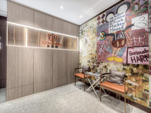Le Manndi Service Apartment, Central and Western