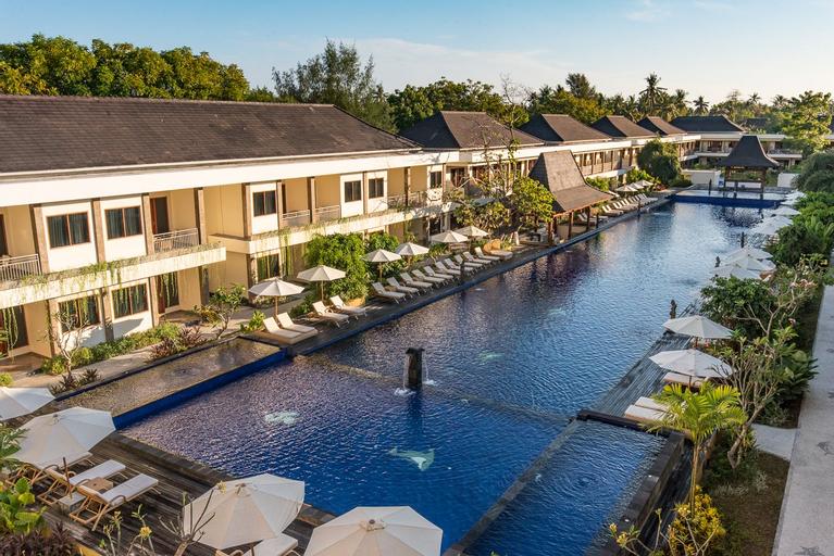 Hotel Ombak Paradise, Lombok