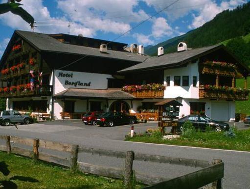 Hotel Bergland, Bolzano