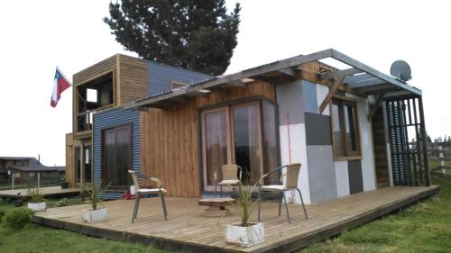 Ecolodge Lanalhue Hostel, Arauco