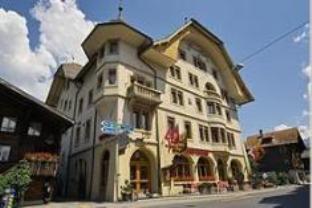 Landhaus, Saanen