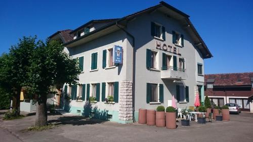 Hotel de la Gare, Vendlincourt, Porrentruy