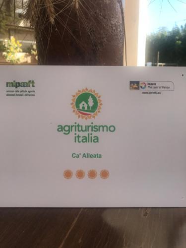 Agriturismo Ca' Alleata, Venezia