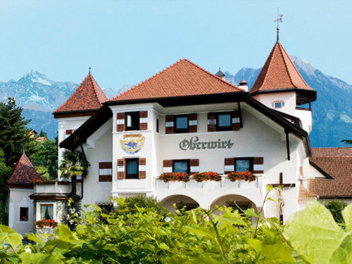Romantik Hotel Oberwirt, Bolzano