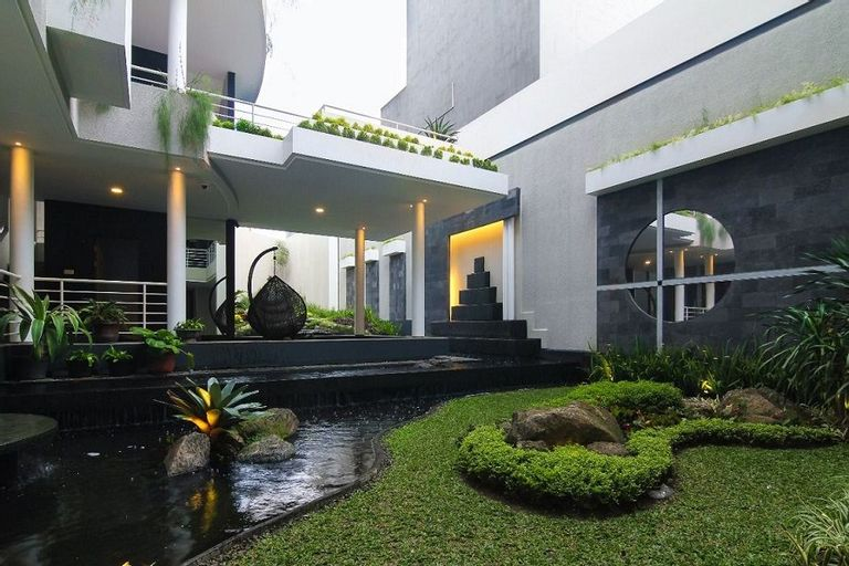 Rozelle By D'Best Hospitality, Cimahi