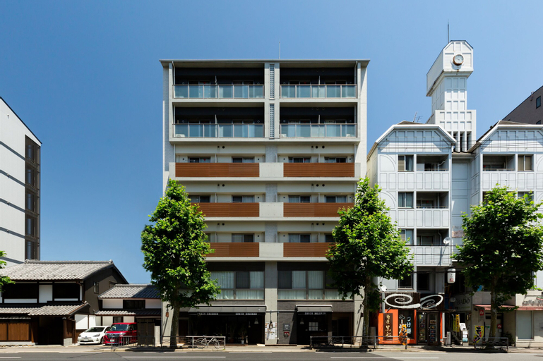 Japaning Hotel OXA, Kyoto