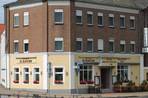 Hotel Rheinischer Hof, Kleve