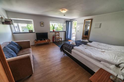 Solheimar Studio Apartment, Ísafjarðarbær