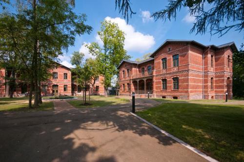 Boardinghaus Weinberg Campus, Halle (Saale)