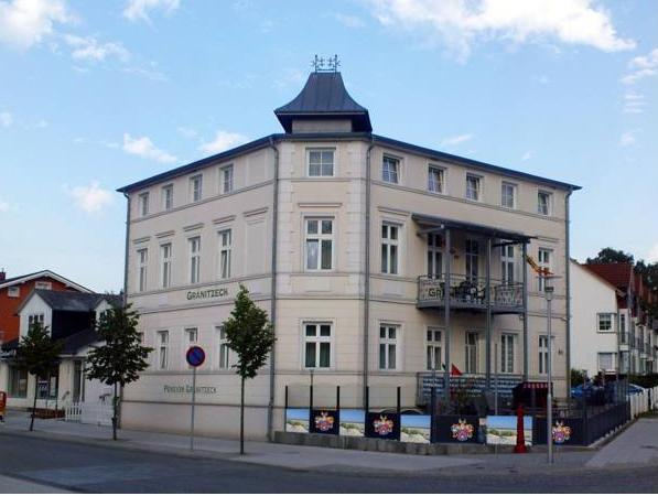 Pension Granitzeck, Vorpommern-Rügen