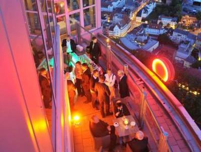 Scala Turm Hotel Restaurant, Jena