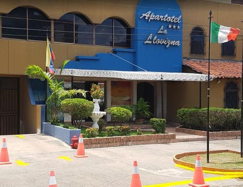 Apartahotel La Llovizna, Sotillo