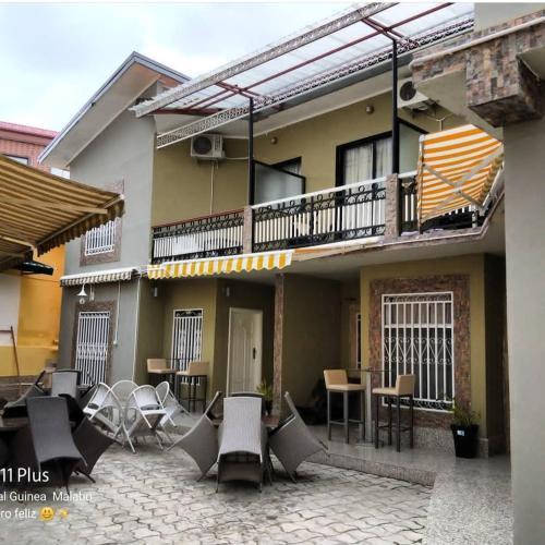 Casa suit capir, Malabo