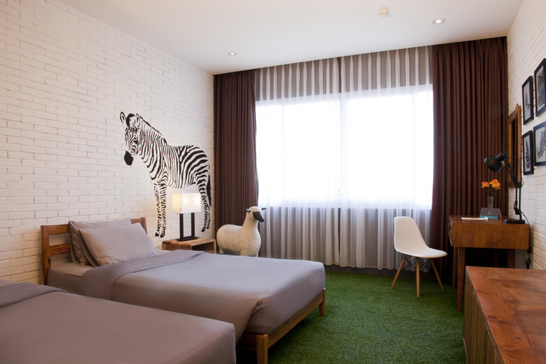 Stevie G Hotel, Bandung