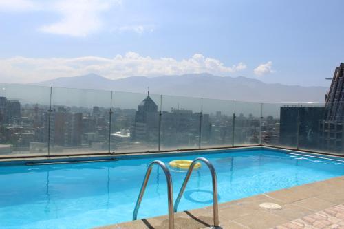 Providencia Town Apartament, Santiago