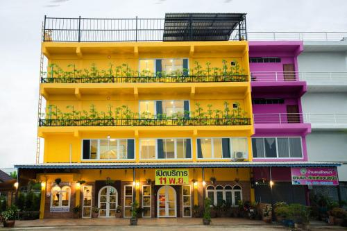 BB&B Hotel, Fang
