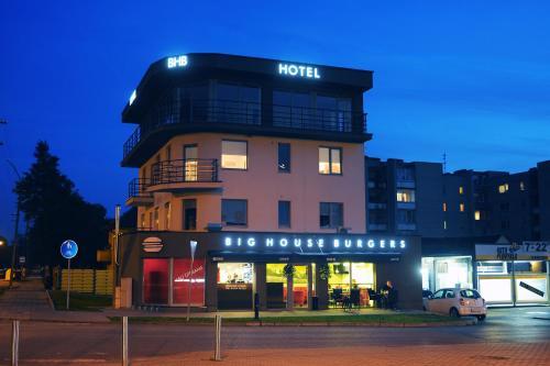 BHB Hotel, Marijampolės