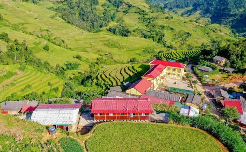 Su - Vang homestay, Mù Căng Trai