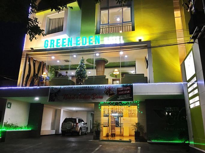 Green Eden Hotel, Manado