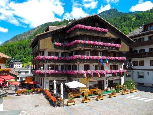 Hotel Alle Alpi, Belluno