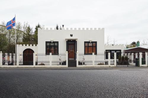 Little White Castle, Reykjanesbær