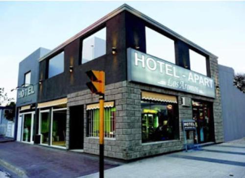 Hotel Apart Los Aromos, Capital
