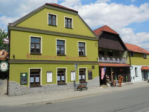 Ubytovani Ronsperk Pobezovice, Domažlice
