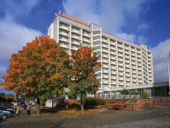 Mogilev Hotel, Mahilyow