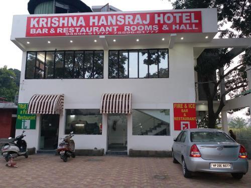 Krishna Hansraj Hotel, Una
