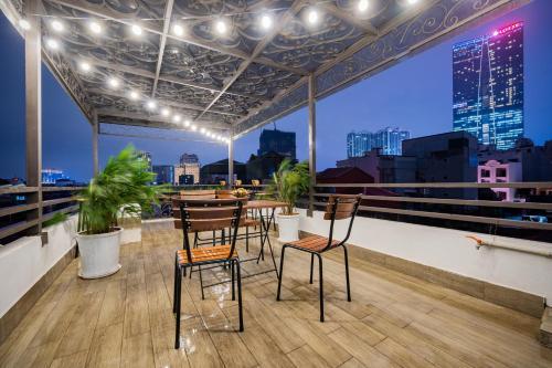 Sazi Kim Ma Thuong building, Ba Đình