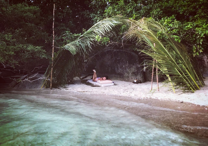 Eco Beach Tent by Billiton, Belitung