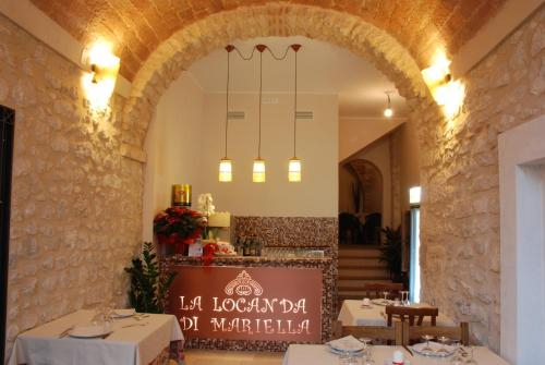 La Locanda di Mariella, L'Aquila