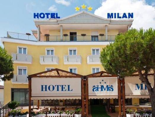 Hotel Milan, Rovigo