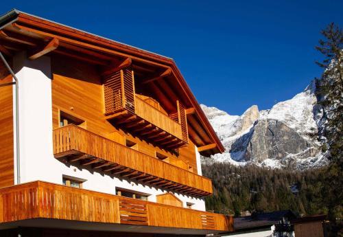 San Martino Mountain Residence, Trento