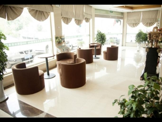 GreenTree Inn Lianyungang Guanyun Wenzhou Shangmaocheng Express Hotel, Lianyungang